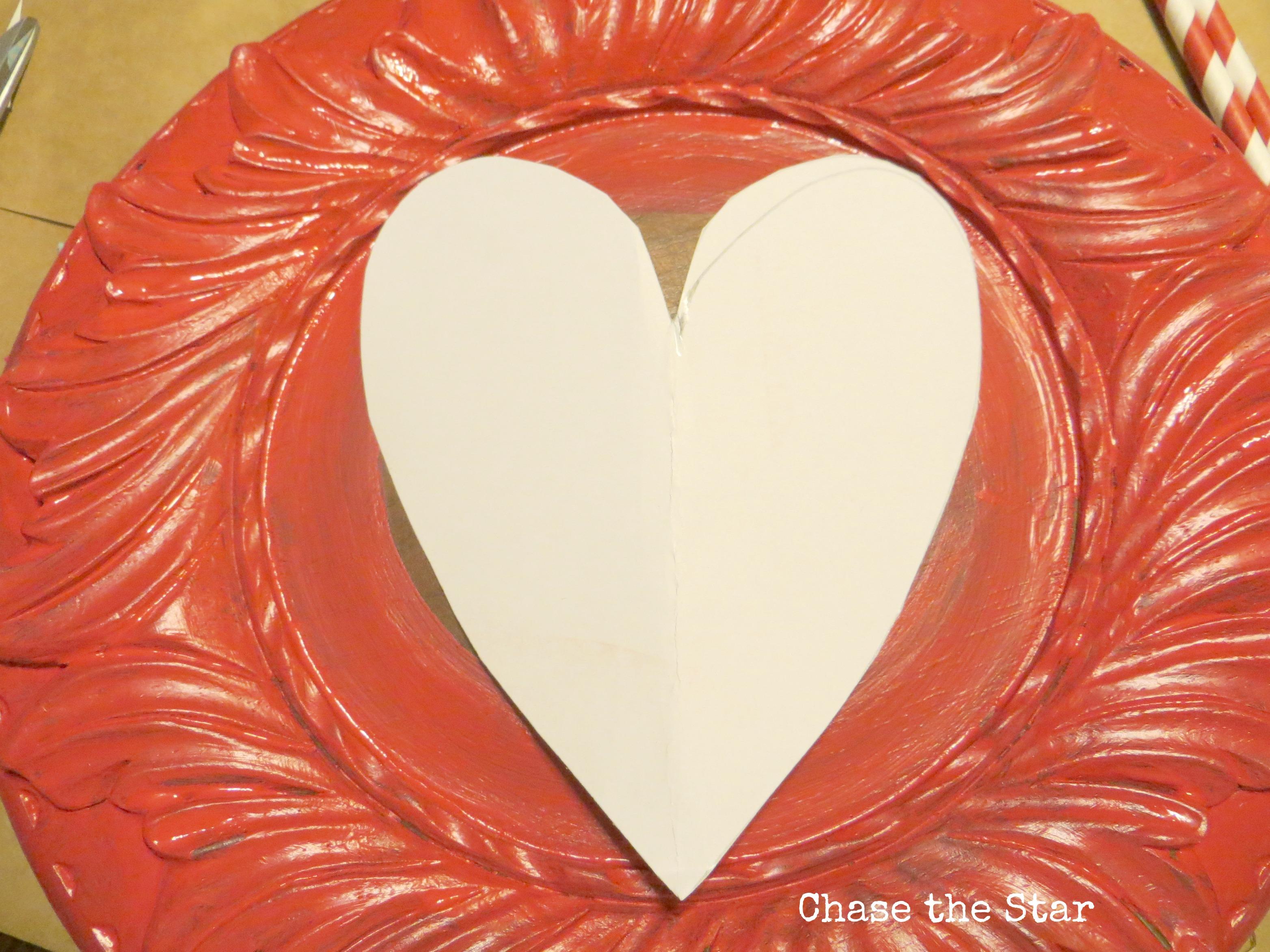heart, love, valentines day, charger, sunburst, diy craft
