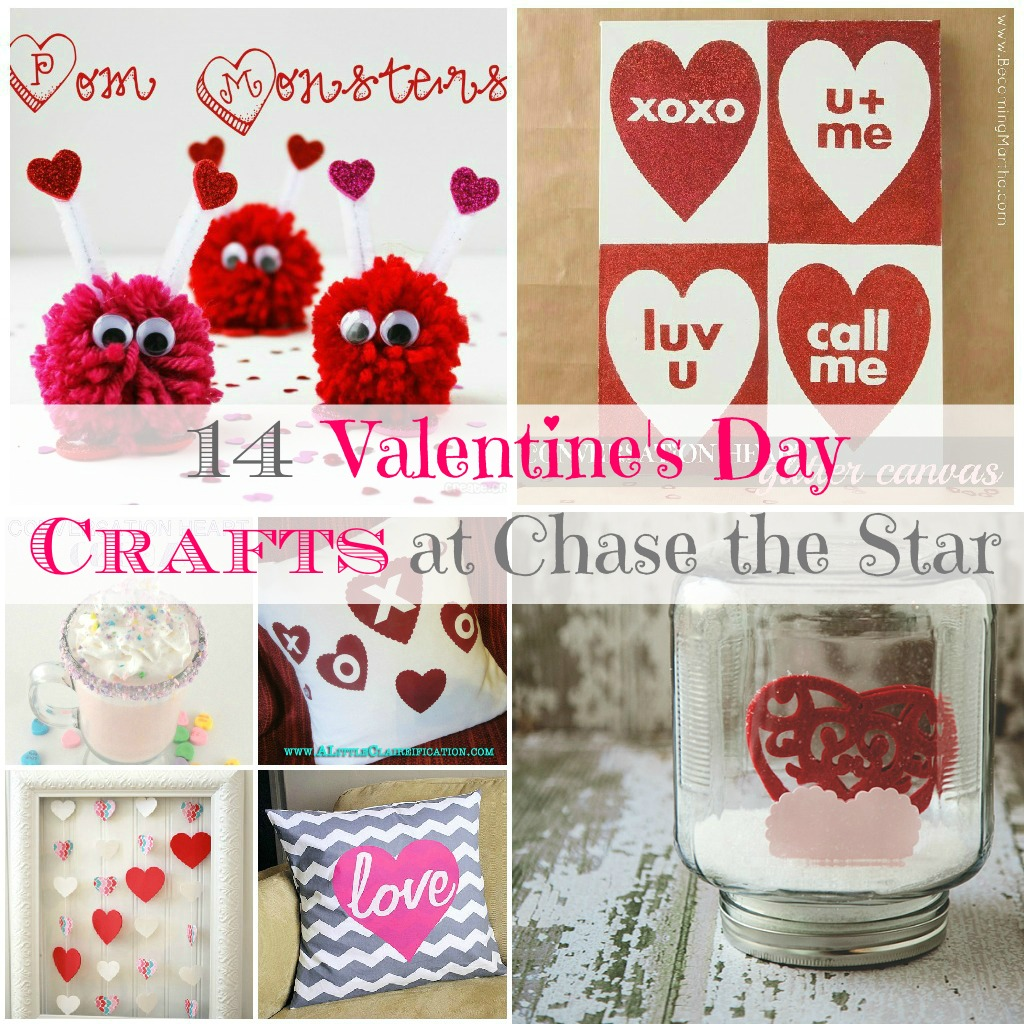 Vday collage cover for Craft ideas for valentines day