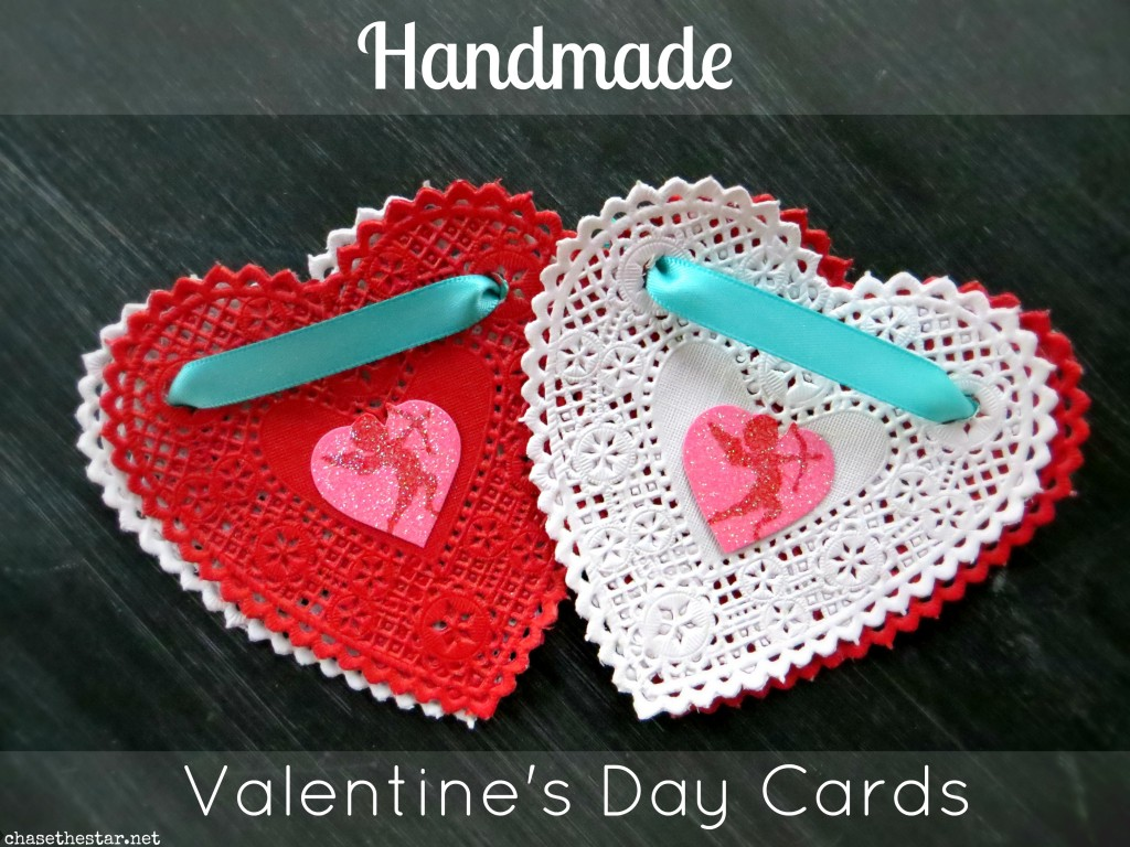 DIY Valentines CardsChase the Star – Hand Made Valentine Day Cards