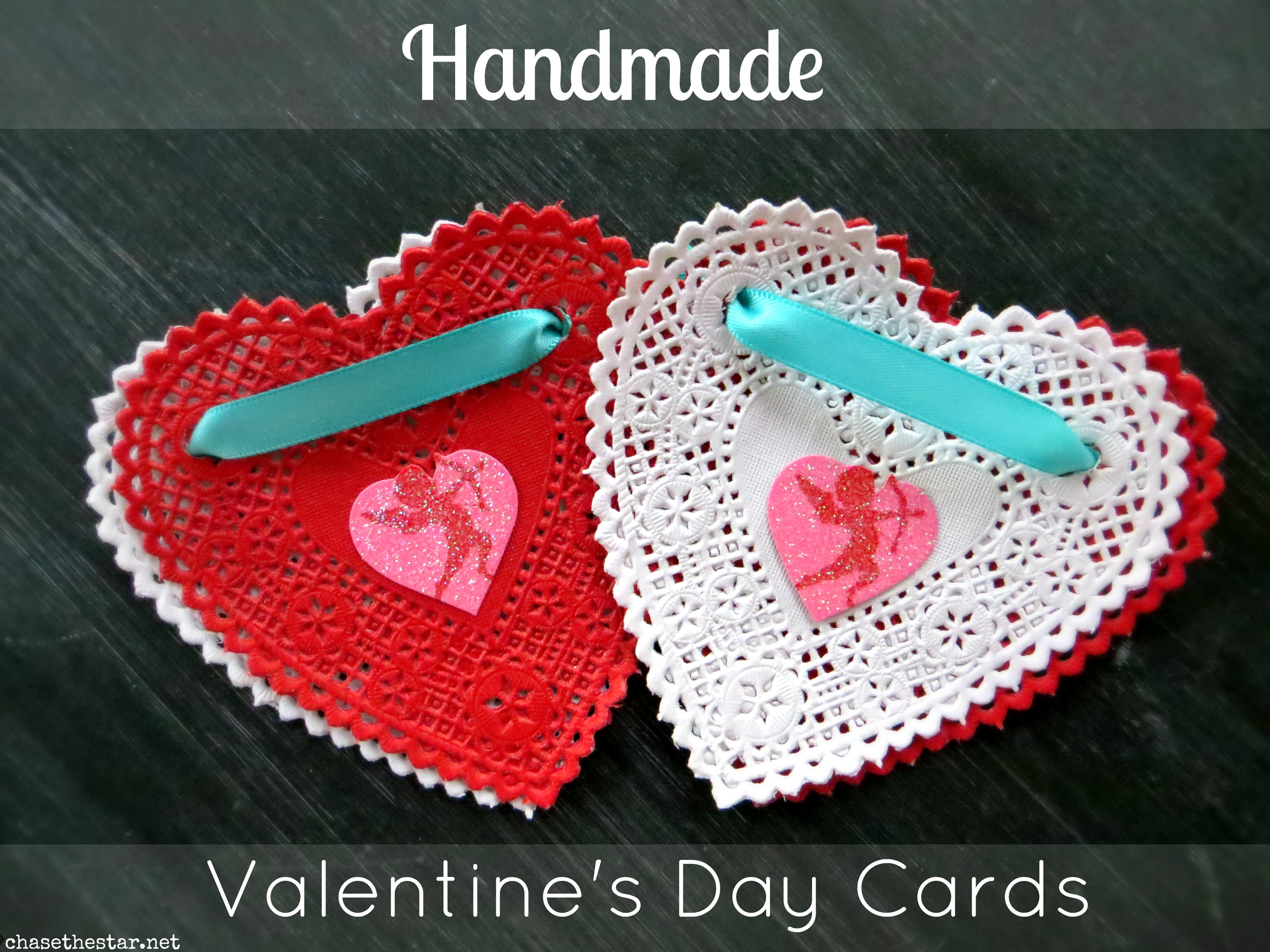 DIY Valentines CardsChase the Star – Hand Made Valentine Cards