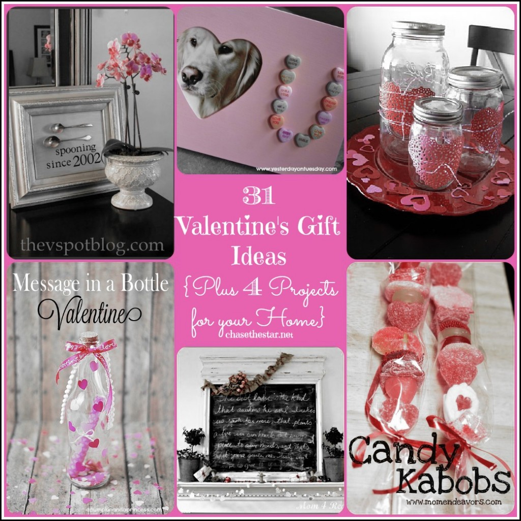 31 valentine s gift ideas and 4 projects for your home for Best online valentines gifts
