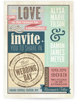 minted wedding