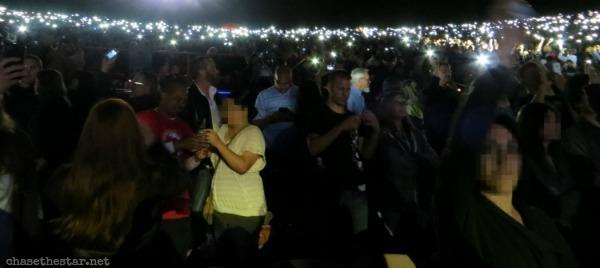 Girls Night Out {at the Chris Tomlin Burning Lights Tour} #pmedia #burninglights @TransparentProd
