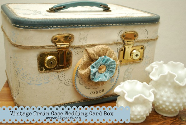 37 DIY Wedding Ideas – Round Wedding Card Box
