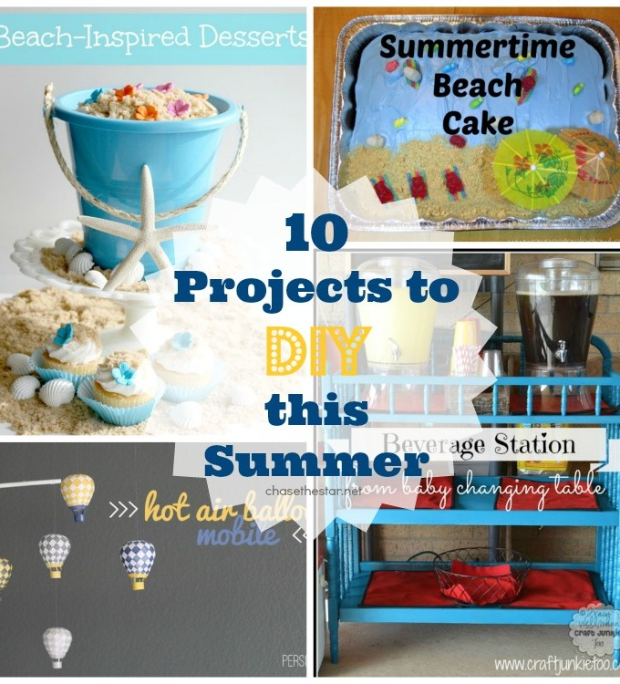 10 Easy DIY Projects (& Recipes)