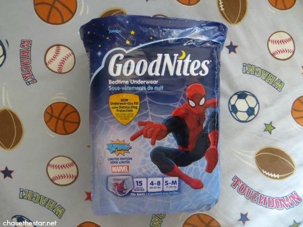 Bedtime Potty Training..STILL! via hellolifeonline.com Goodnites Bedtime Underwear #pmedia #BetterNights #ad