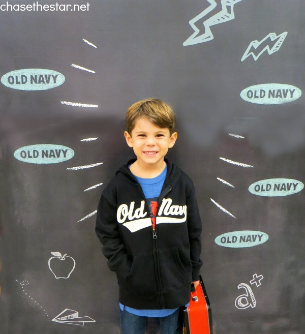 Back to School with Old Navy via Chase the Star hellolifeonline.com