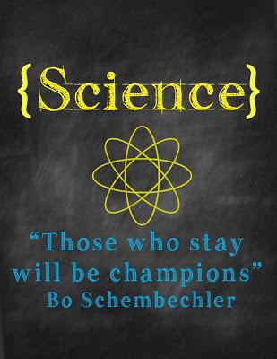 Science copy