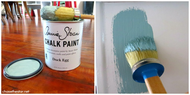 Annie Sloan Duck Egg Blue Review Via Chase The Star