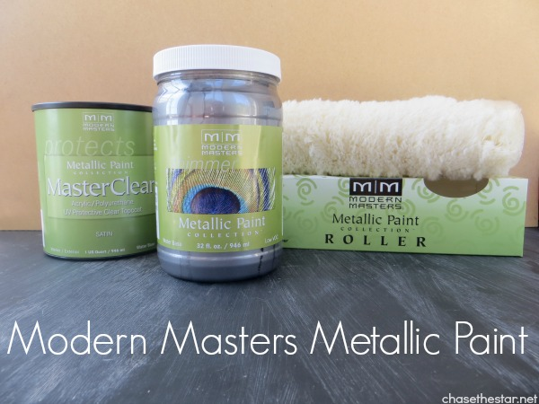 Modern Masters Metallic Paint Collection via Chase the Star