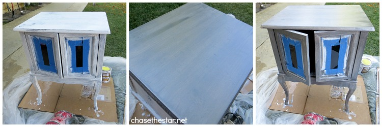 Modern Masters Metallic Paint via Chase the Star