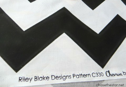 Black and White Fabric by Riley Blake designs
