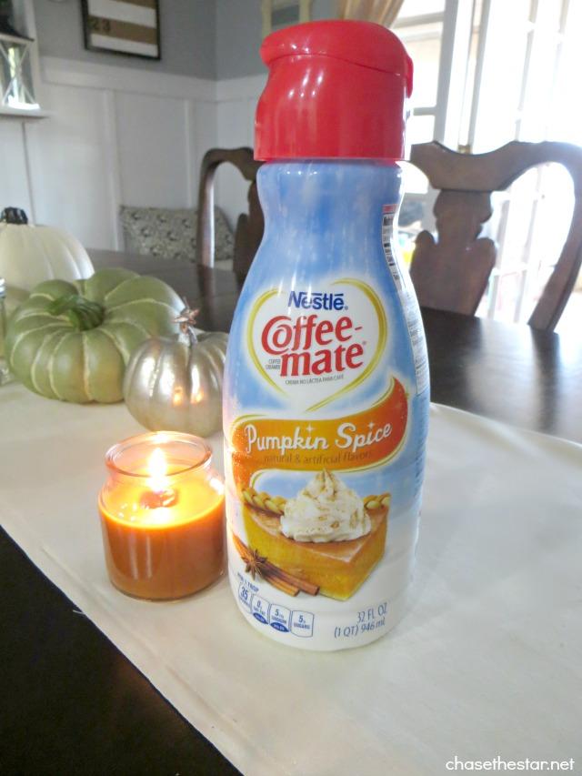 #CoffeeMate Pumpkin Spice Latte #cbias #shop #ad #yumm #loveyourcup