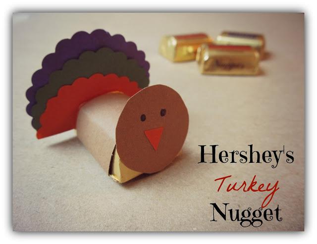 Hershey's Turkey Nugget