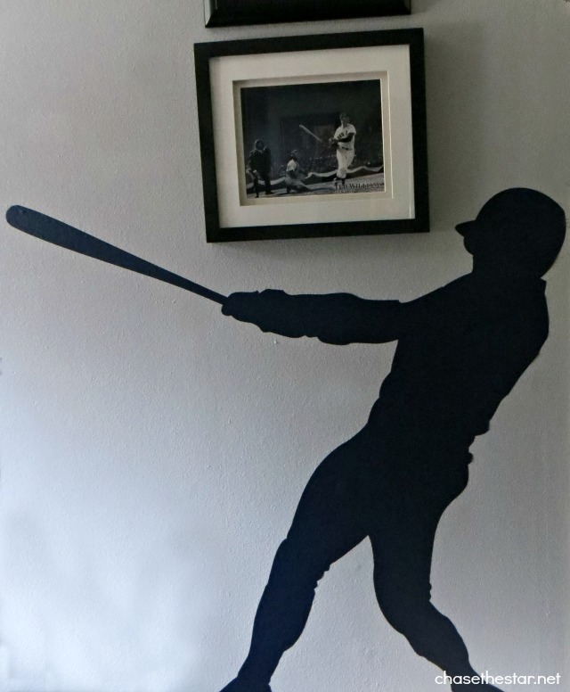 Icon Wall Stickers 'Baseball' 2 via Chase the Star