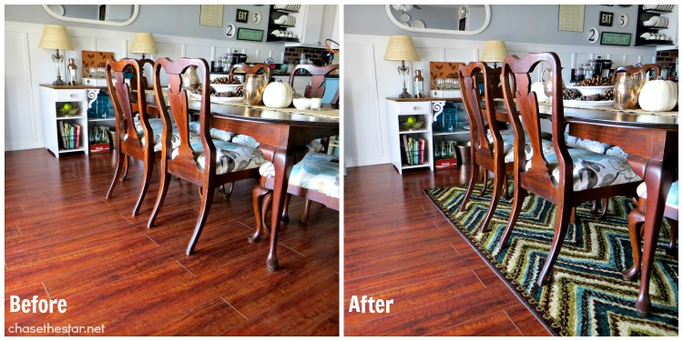#Mohawk Rug Giveaway via Chase the Star #BeforeAndAfter