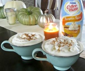 Effortless Pumpkin Spice Latte