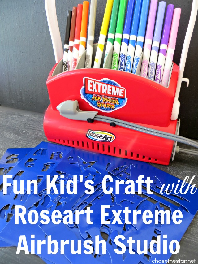 Roseart Extreme Airbrush Studio review via Chase the Star