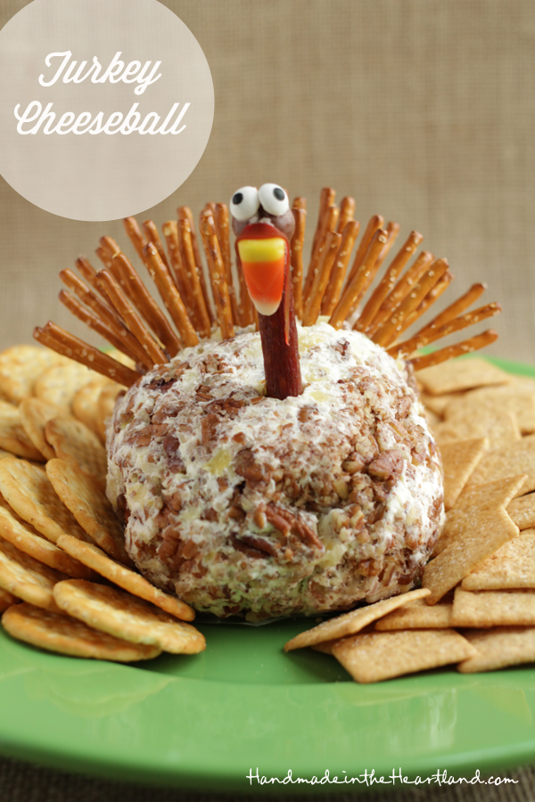 Turkey-Cheeseball