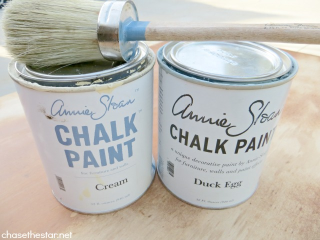 Chalk Paint® via Chase the Star