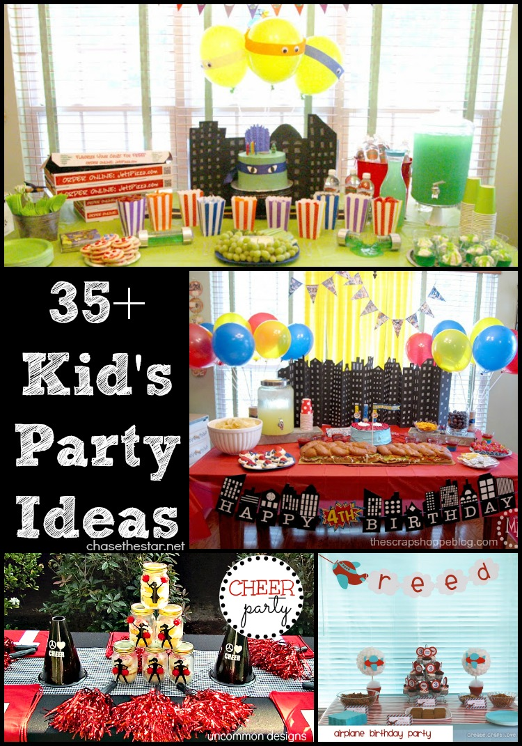 50 kid 39 s party ideas for Crafts to do at a birthday party