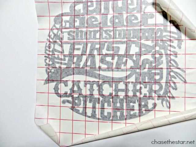 Cricut Transfer Paper via Chase the Star