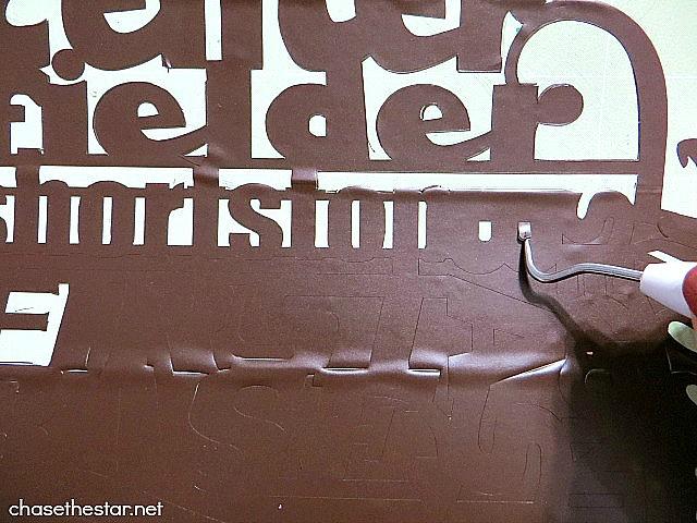 Cricut Weeding Tool via Chase the Star @OfficialCricut