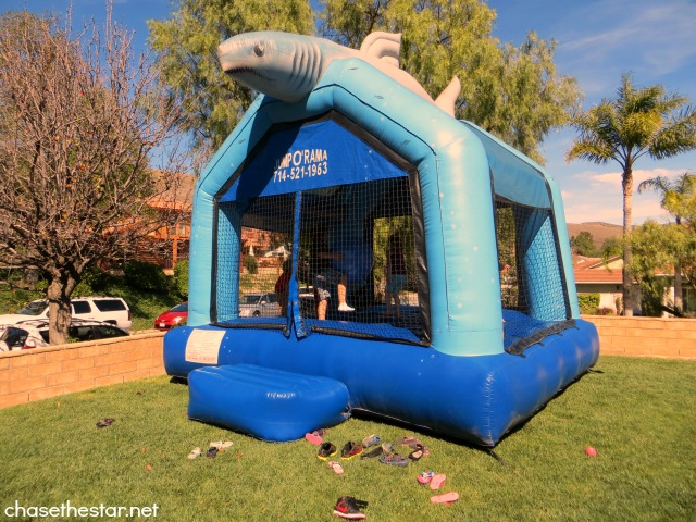 Loved this #bouncehouse from #JumpORama!