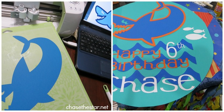 Upgrade Your Store Bought Pinata with the Cricut Explore! @officialCricut