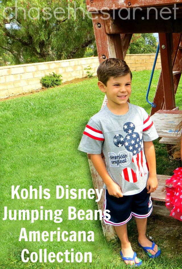 #Kohls Disney Jumping Beans Americana Collection for boys #Sponsored #MC #MagicAtPlay