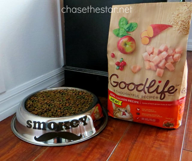 #goodlifePets Cat food via Chase the Star