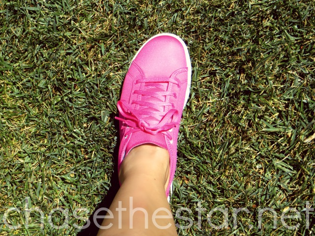 Hot Pink #Reebok #Skyscape #MC #Sponsored