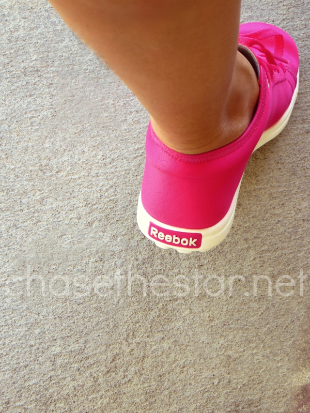 How cute are these #Reebok #Skyscape shoes! #MC #sponsored