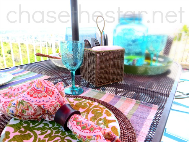 Beautiful pieces for an outdoor party! #Pier1OutdoorParty #MC #Sponsored