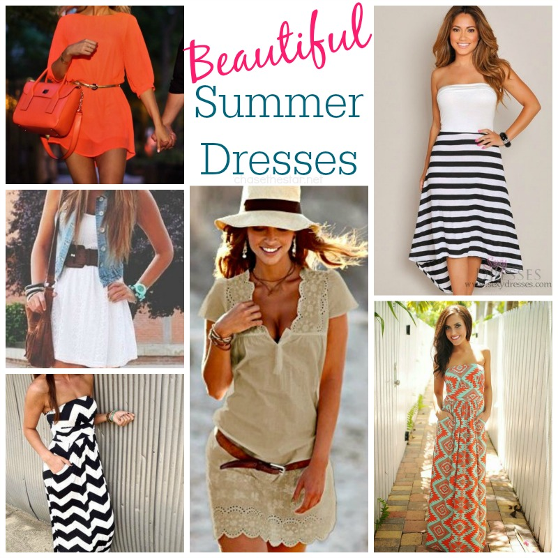 Beautiful #Summer #Dresses via Chase the Star #pinterest #dress #fashion #summerfashion