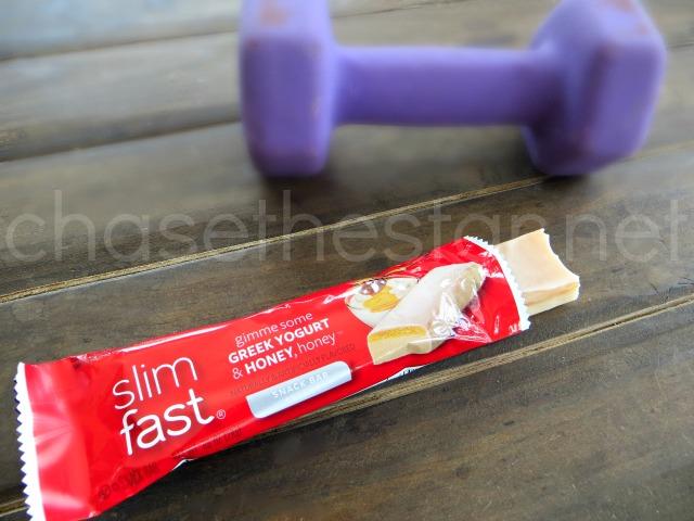 Slimfast Greek Yogurt and Honey Snack Bars #14DaysToSlim #PMedia #ad