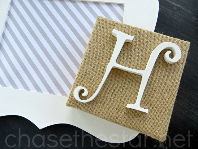 Using Raw Bar products to make a Simple Monogram Craft #MichaelsMakers @MichaelsStores