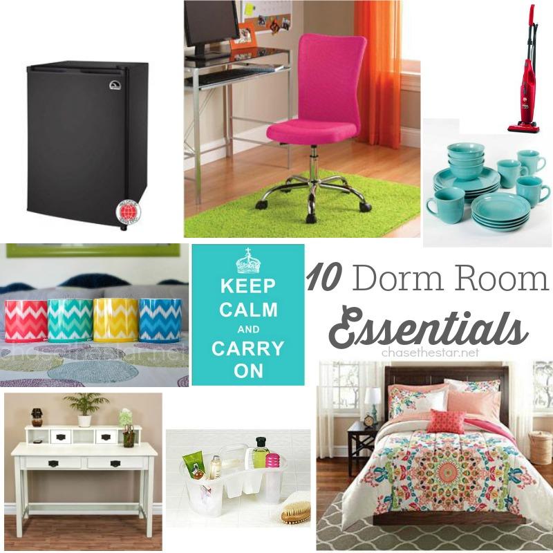 10 Dorm Room Essentials via Chase the Star #KleenexStyle httpooh.li37704ba