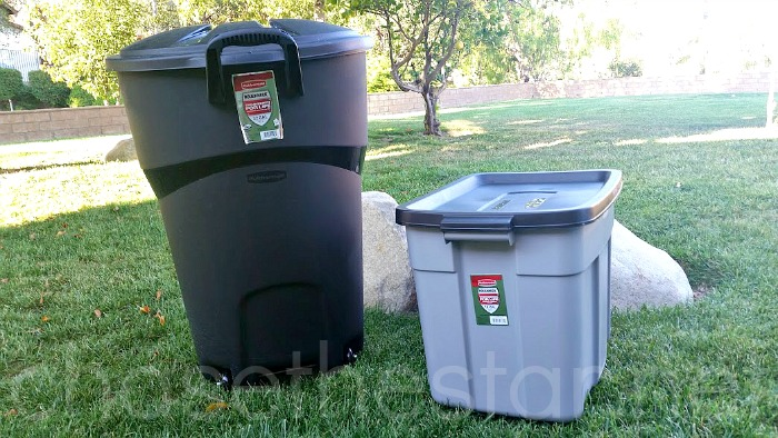 Get the yard ready for Fall! #FallFixUp @Rubbermaid #PMedia #Ad