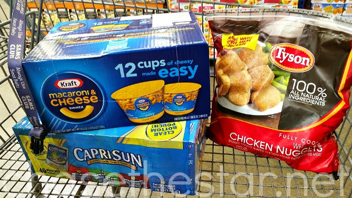 Help hungry kids by purchasing these products at your local Sam's Club #ad #HungerHeroes #collectiveBias