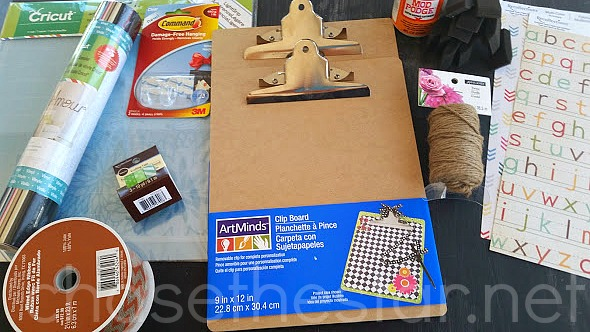 @MichaelsStores Haul Organize Your Kid's School Paperwork via Chase the Star #BackToSchool #HomeCommandCenter