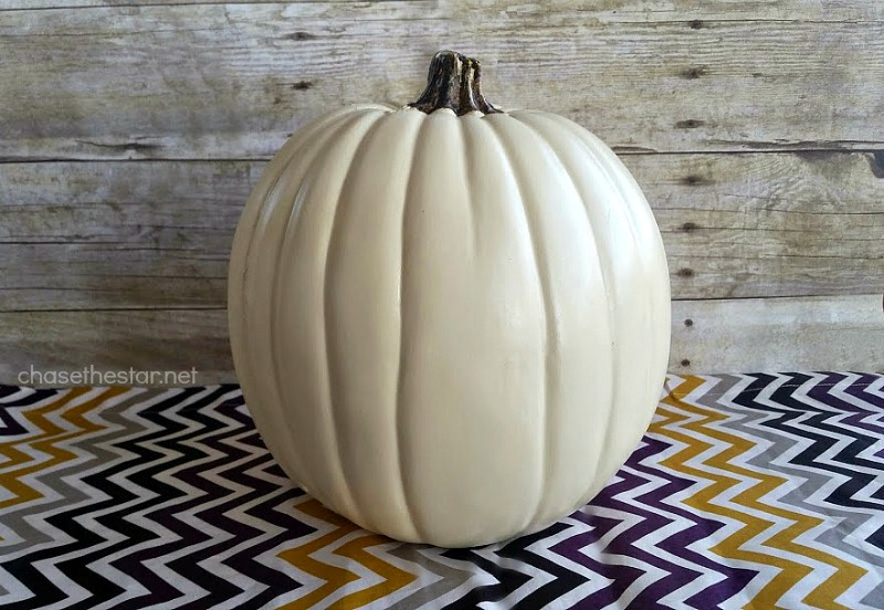 Faux #Pumpkin from @MichaelsStores