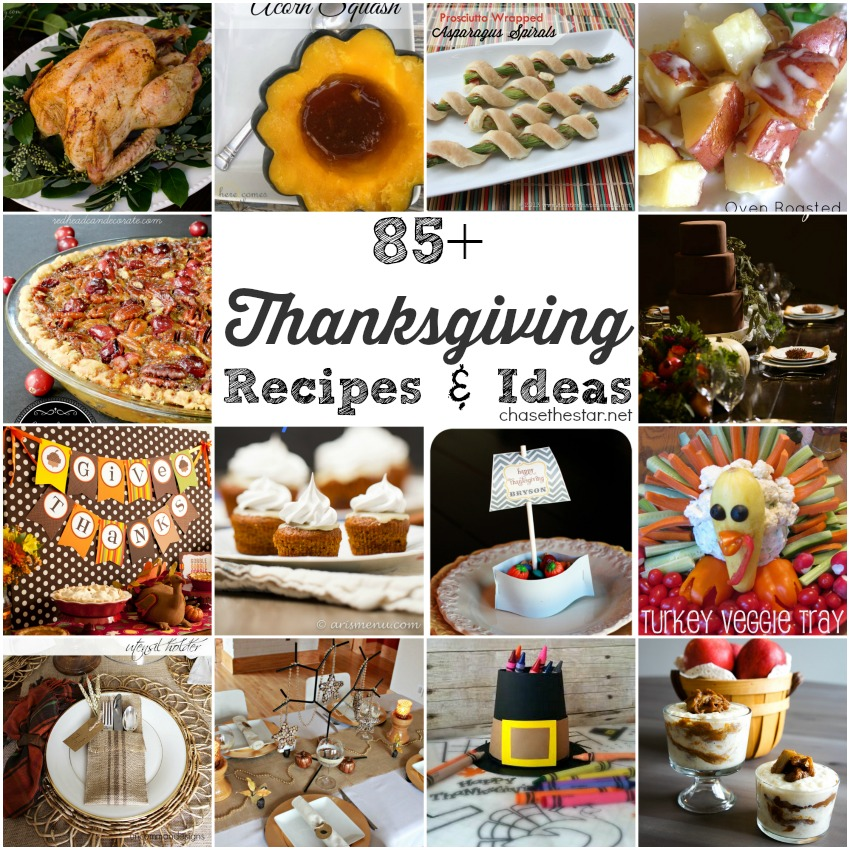 Decorating Ideas > 85+ Thanksgiving Recipes And Ideas ~ 074229_Thanksgiving Recipes Decorations