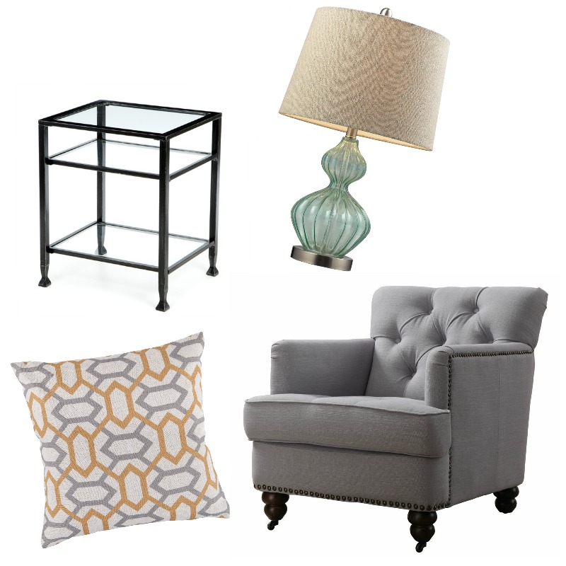 Beautiful sitting area by Wayfair.com via Chase the Star