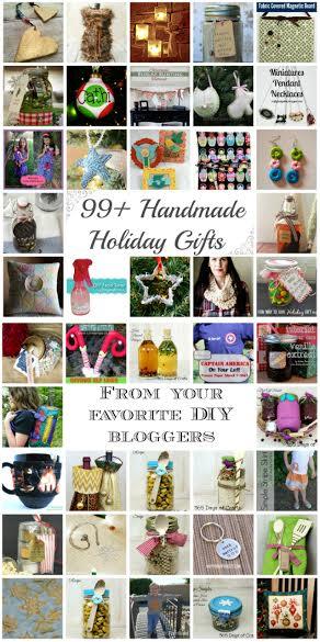 99+ Handmade Gifts