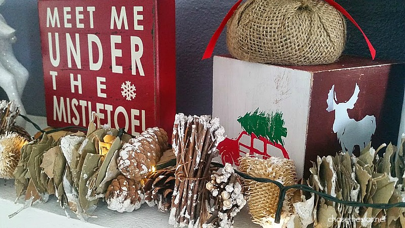 Holiday decor #Christmas