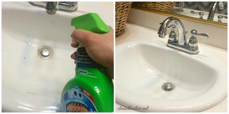 Keep Your Bathrooms Clean Year Round in 5 Easy Steps #BehindClosedDoors #sponsored  #IC