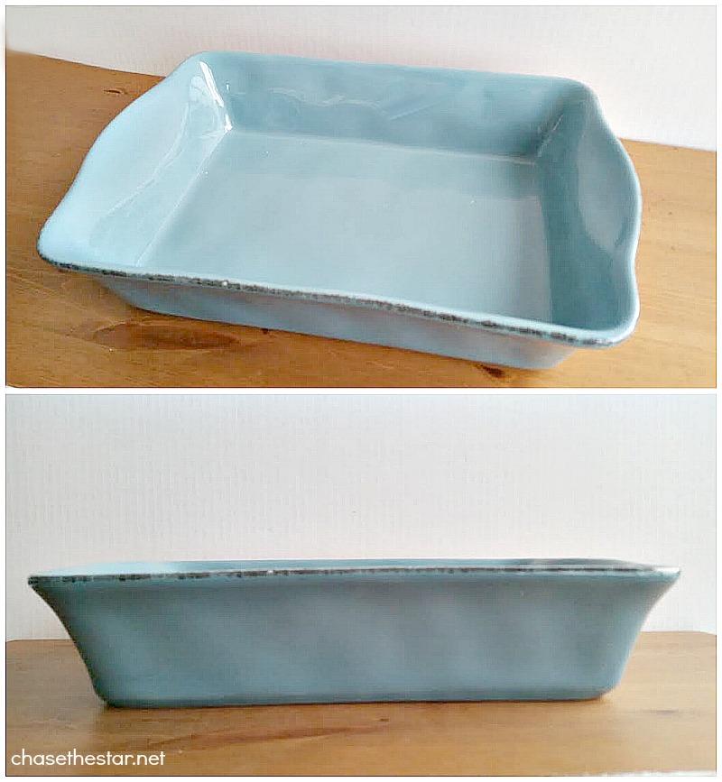 Rachael Ray Cucina Stoneware Rectangular Baker