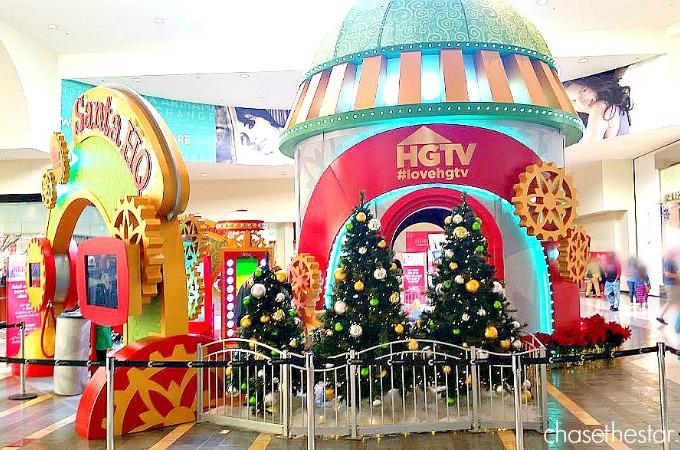 Santa Claus Is Coming To Town! #SantaHQ #loveHGTV