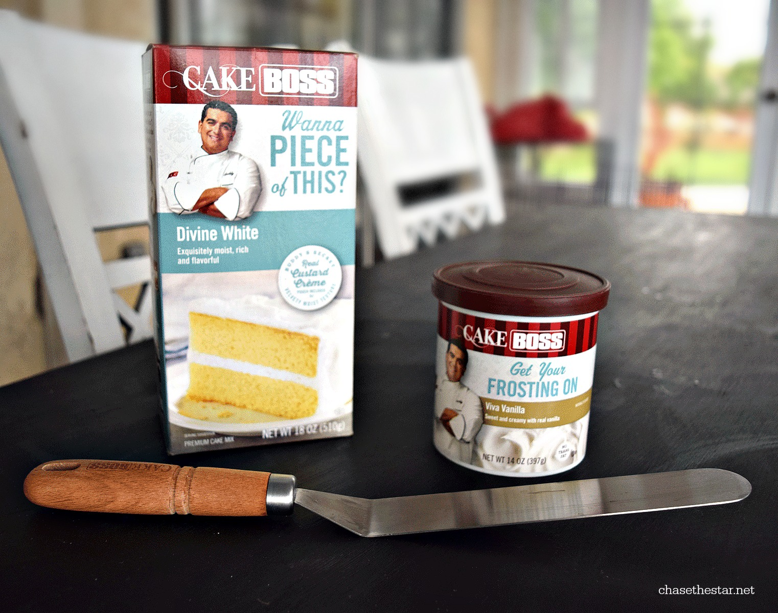 Cake Boss Icing Turntable